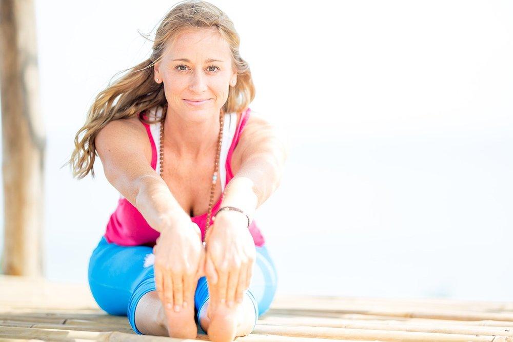 Kaite Nesbitt: Yoga Instructor & Wellness Coach