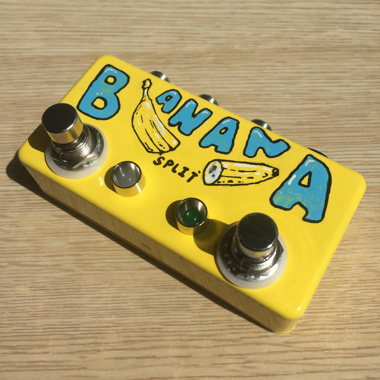 Custom AB/Y pedal
