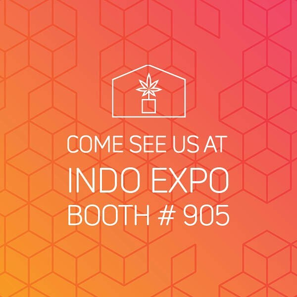 Looking forward to the @indoexpo this weekend in Denver! Stop by our booth and say hello to Dennis (@mmjindoor). . . . . . #TetraIndoor #cultivate #cannabis #cannabiscommunity #cannabisdaily #growsomethinggreen #greenhouse #farm365 #lightdep #indoorgrow #growroom #cbd  #thc #scrog #cannabinoid #sustainablecannabis #startup #agtech #tech #mmj