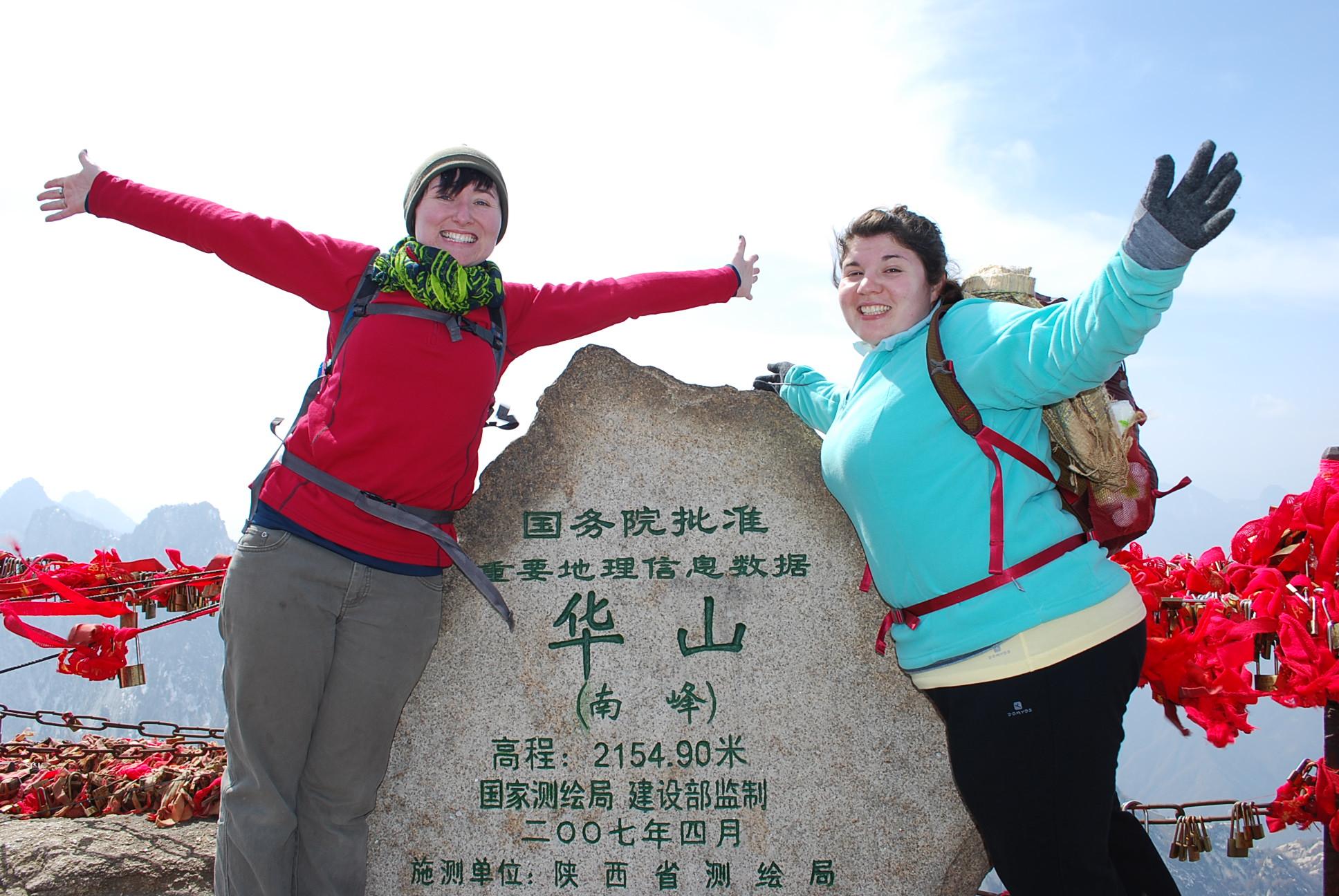 Summit Haushaun in China