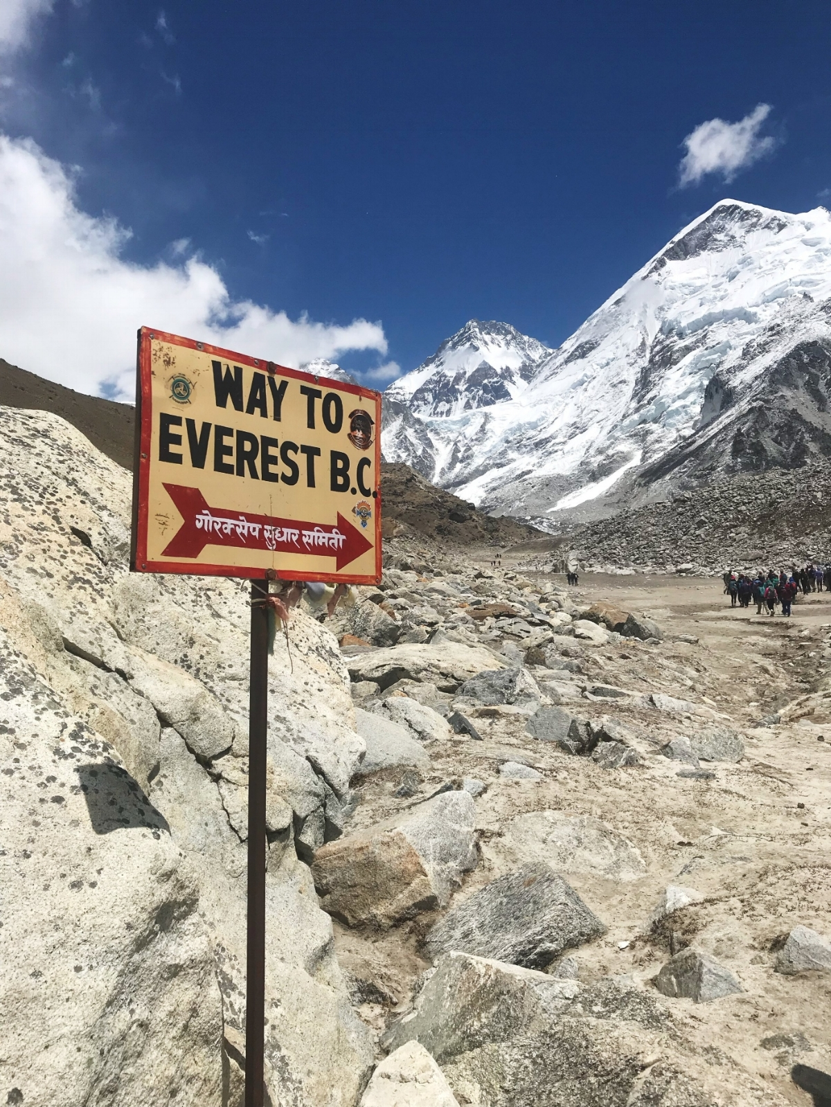 What I wish I knew before hiking to Everest Base Camp