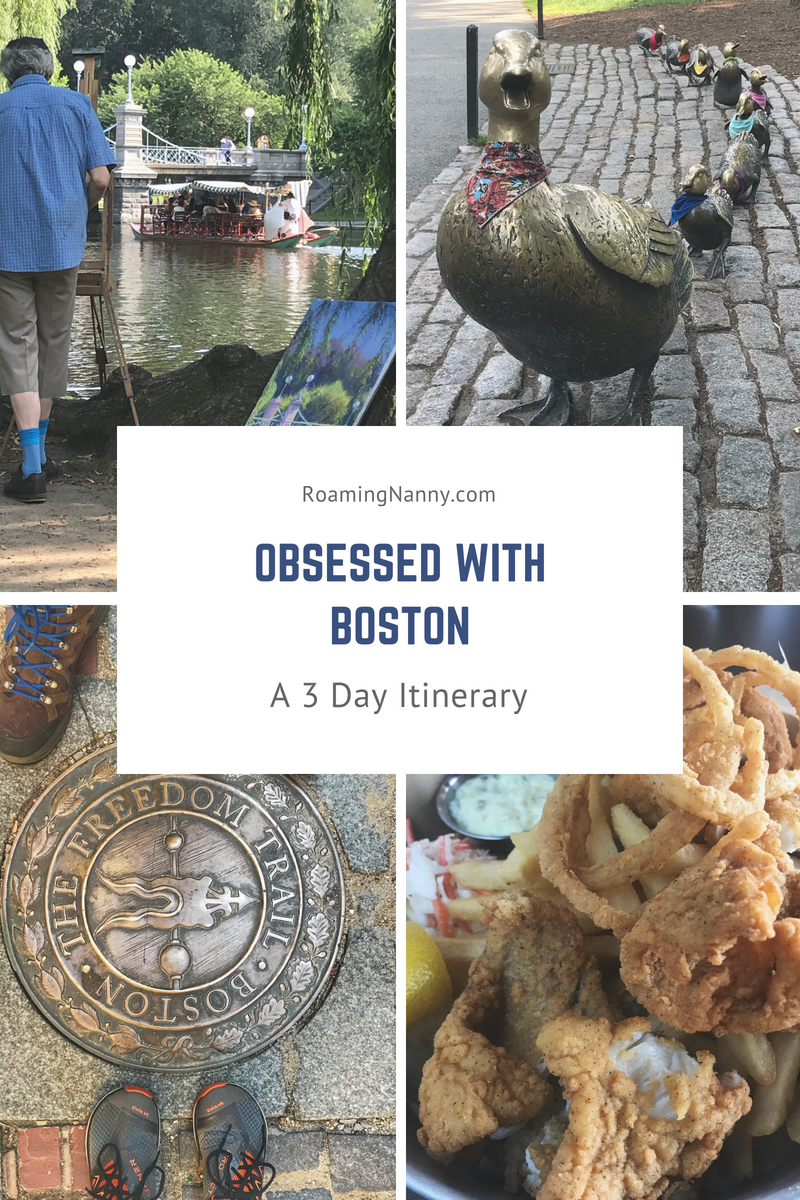 Obsessed with Boston: A 3 Day Itinerary
