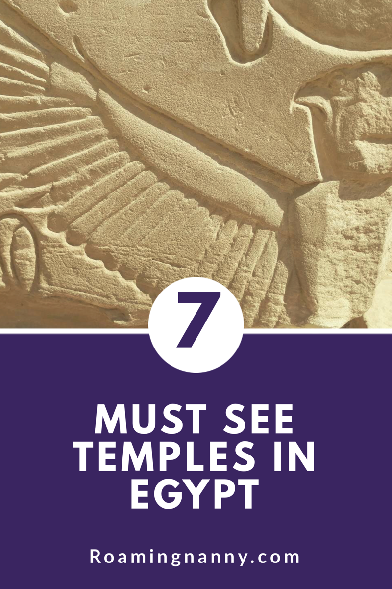 7 Must see Temples in Egypt
