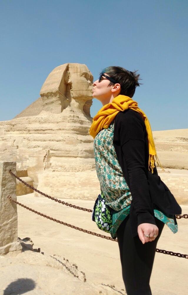 Kiss Sphinx