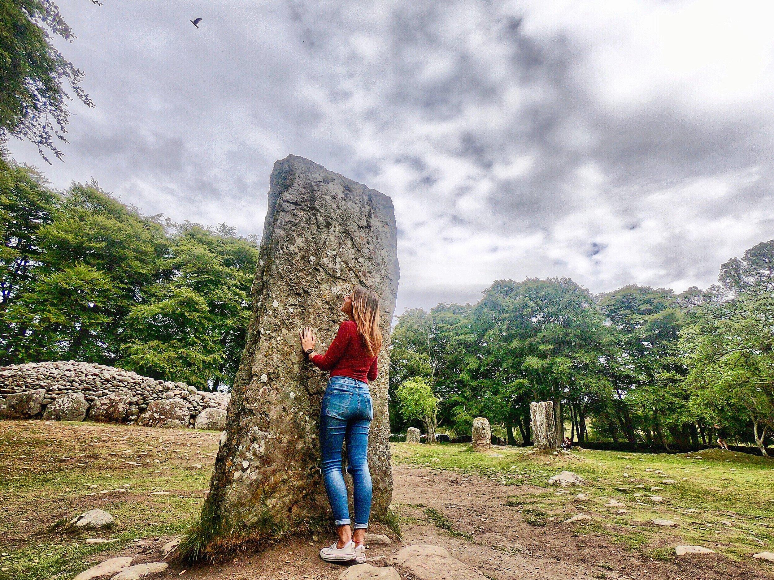 outlander stones
