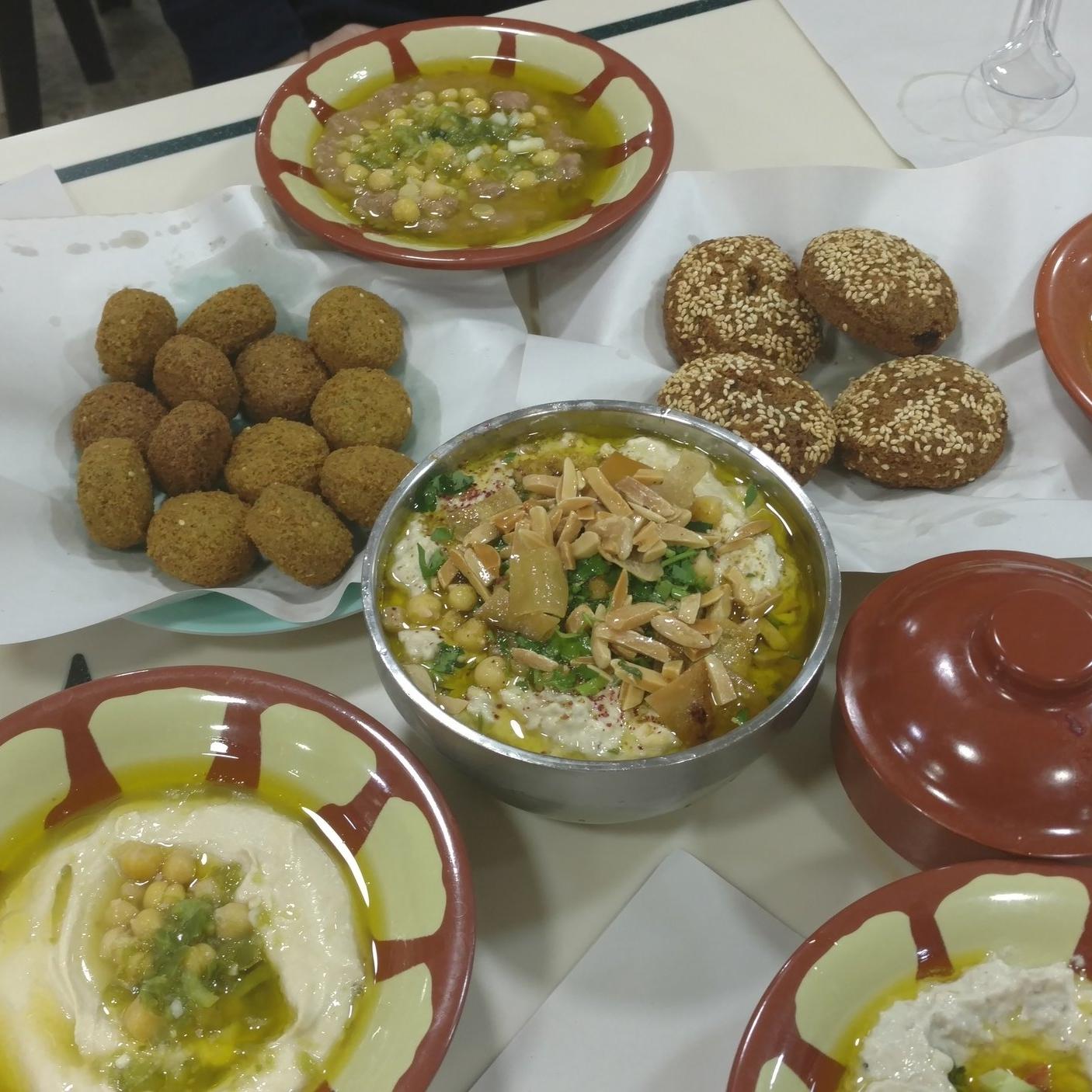 Amman, Jordan Things to do Hashem Falafel