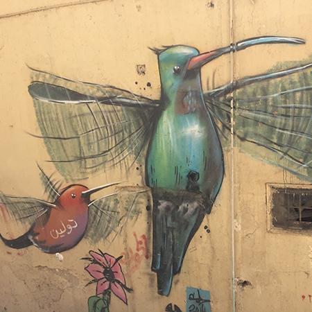 Amman Jordan Street Art