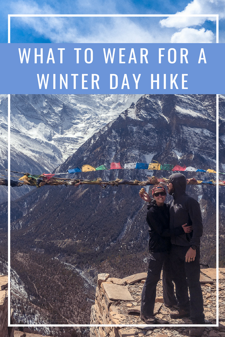 What to Wear for a Winter Day Hike