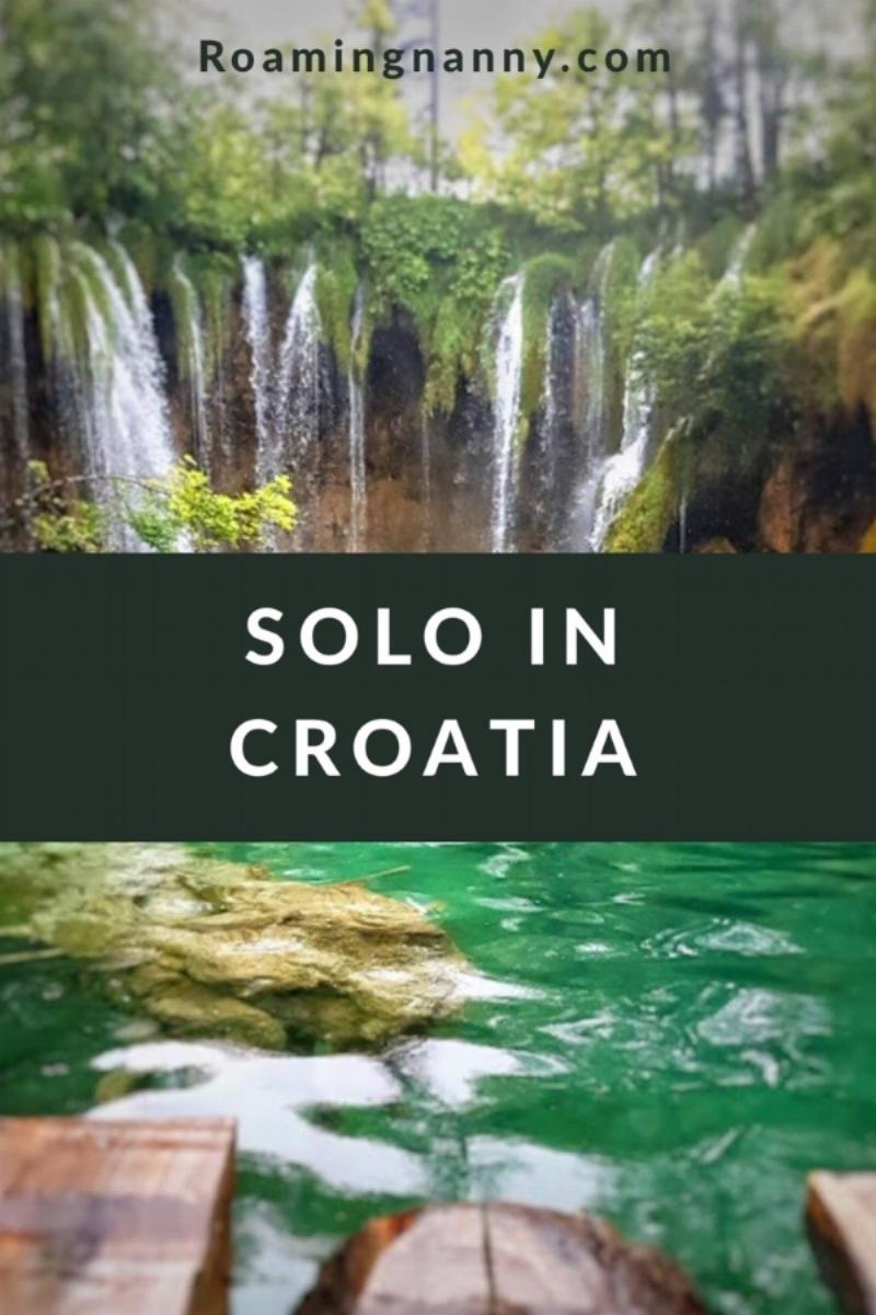 Solo in Croatia