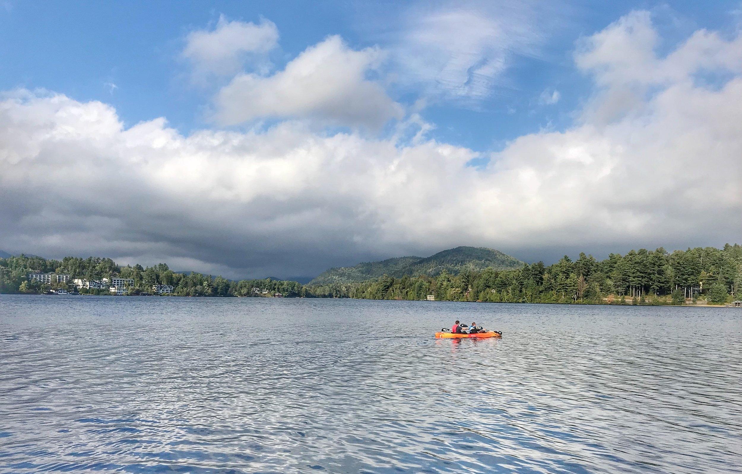 Lake Placid, NY Mirror Lake
