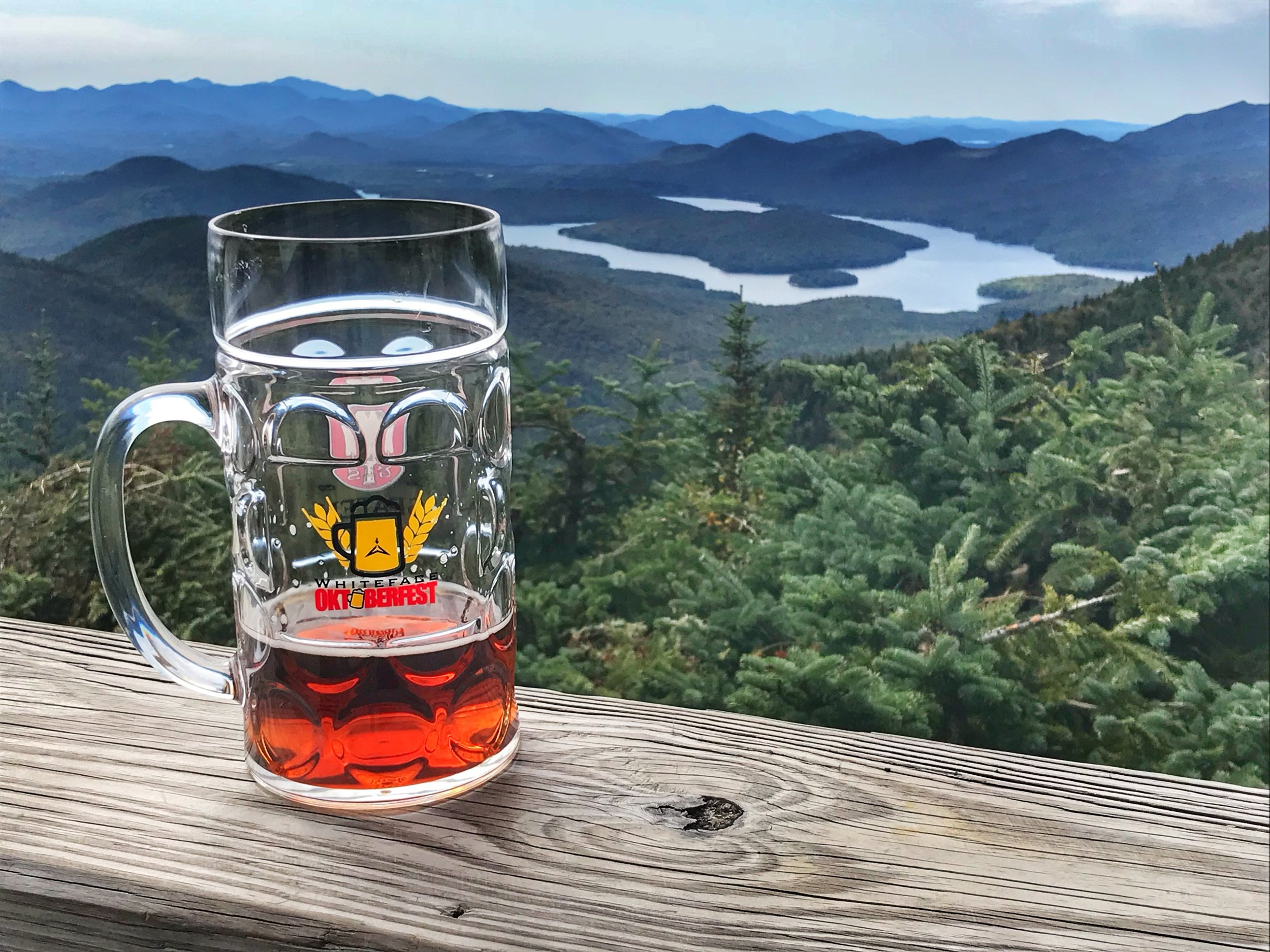 Lake Placid, NY Whiteface Mountain Oktoberfest