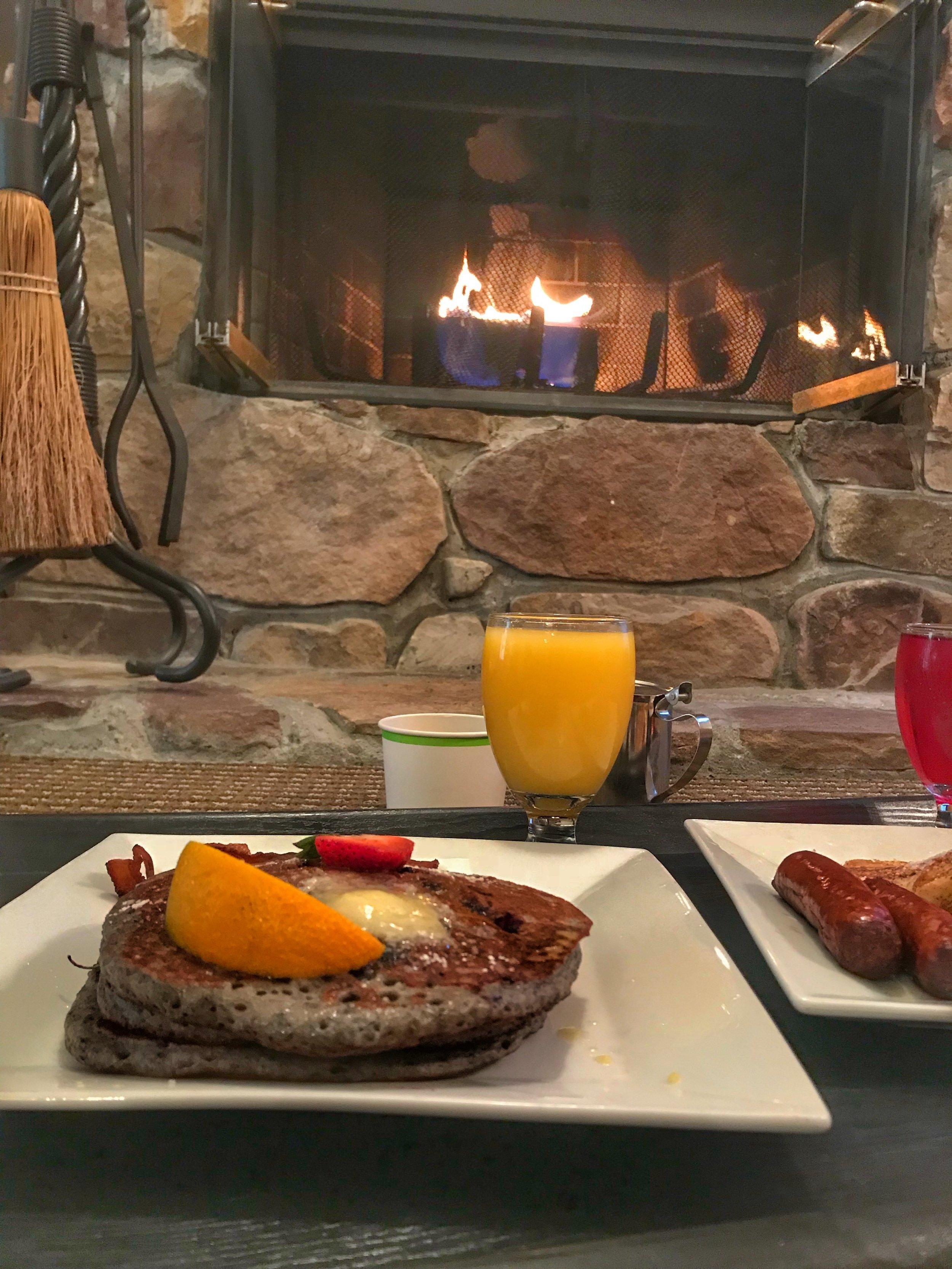 Lake Placid, NY Generations Breakfast