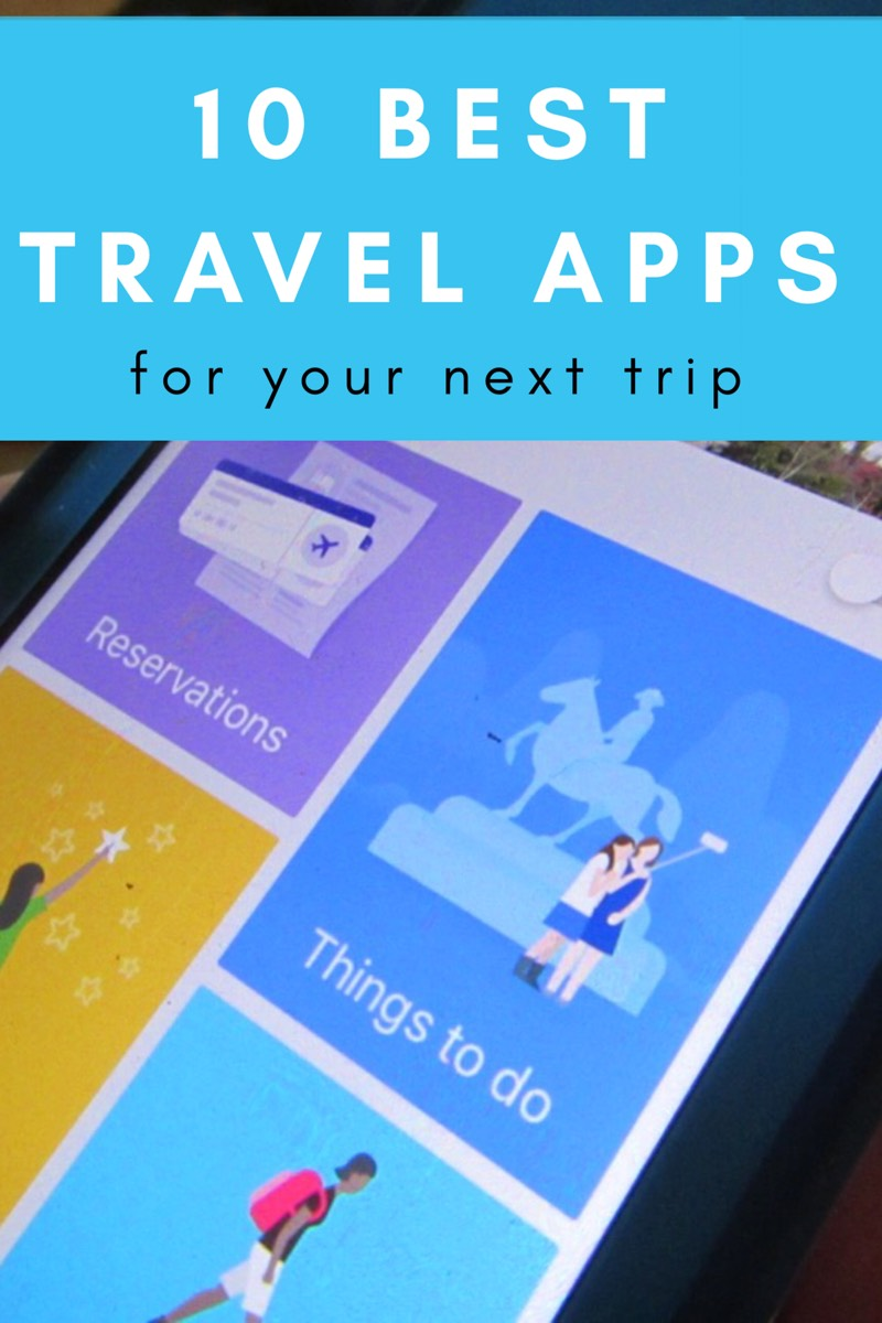 10 Best Travel Apps for your next Trip