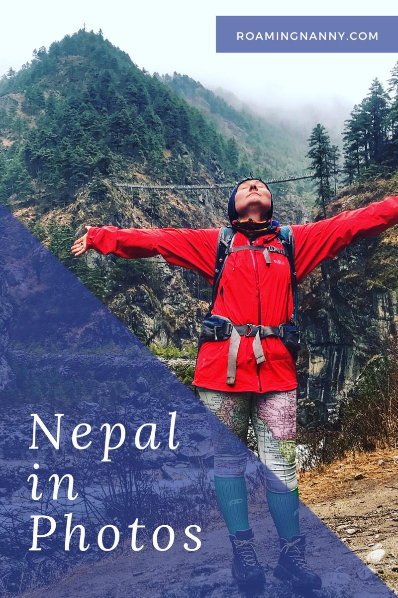 Nepal in Photos - Roaming Nanny