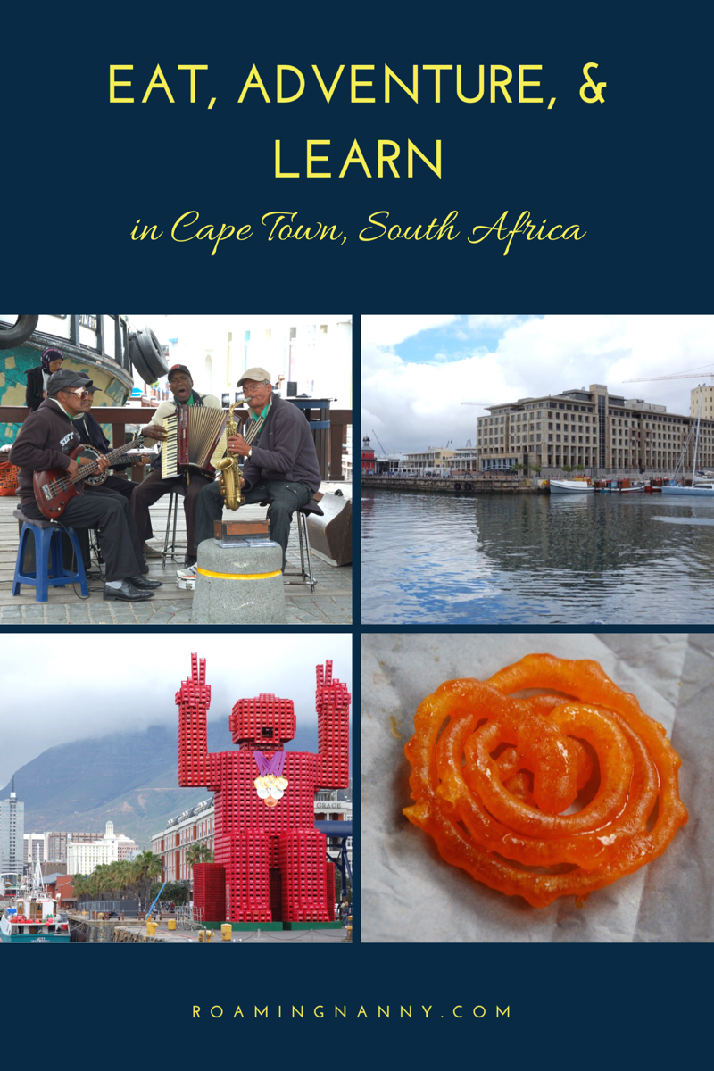 Eat, Adventure & Learn in Cape Town, South Africa