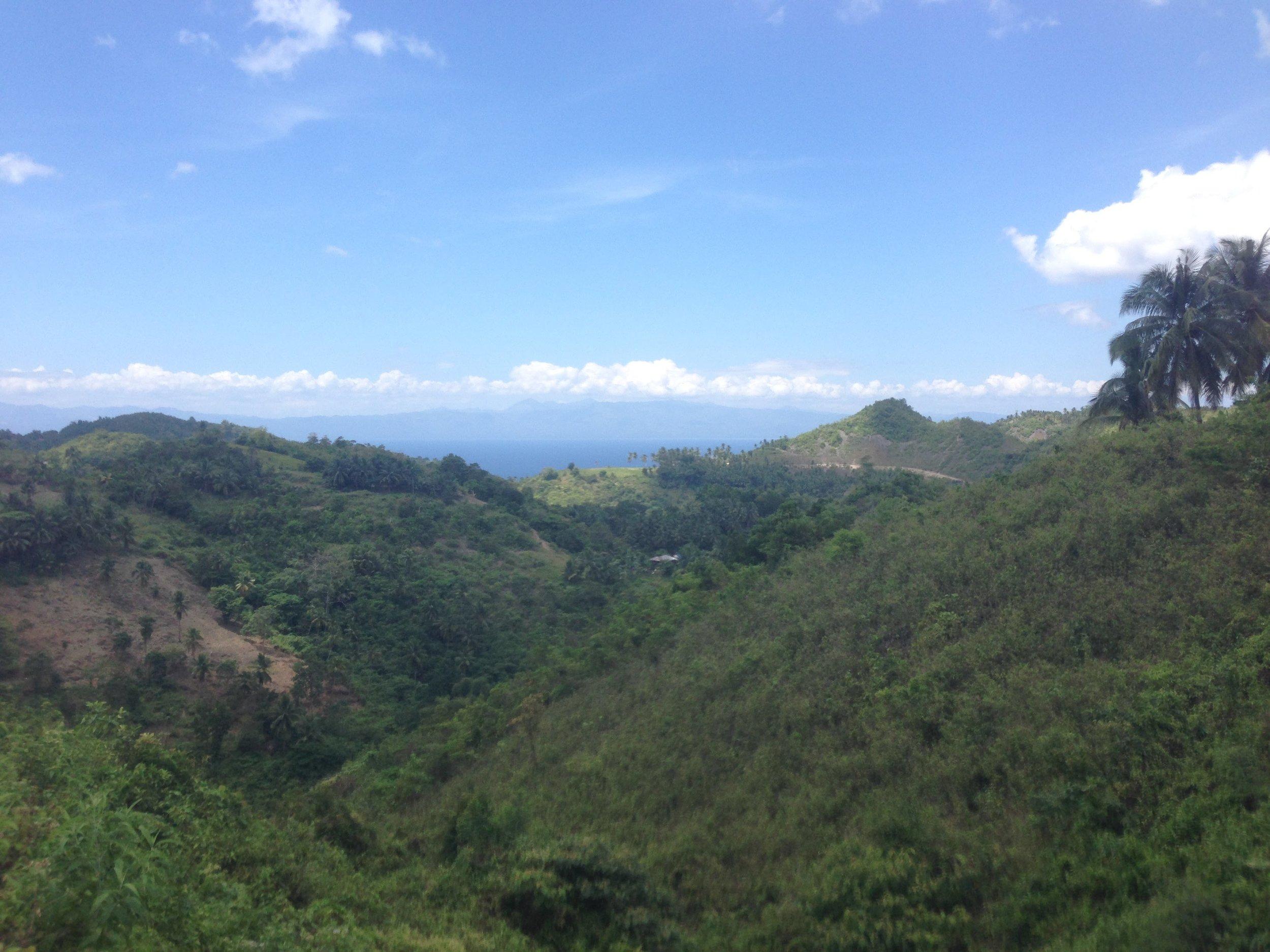 Canyoneering Kawasa waterfall Philippines - 3