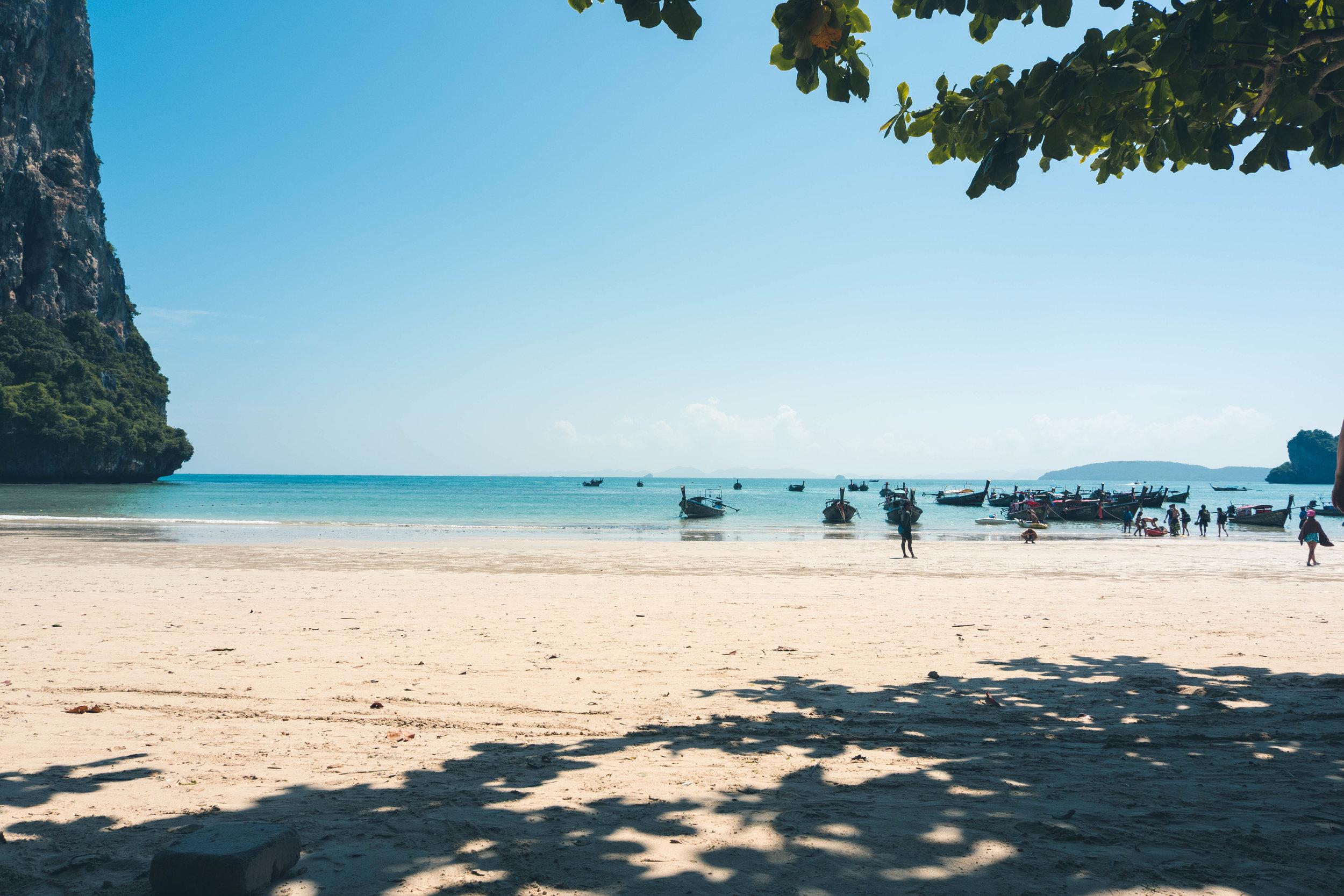 Best Beaches to Beat the Winter Blues - Krabi, Thailand