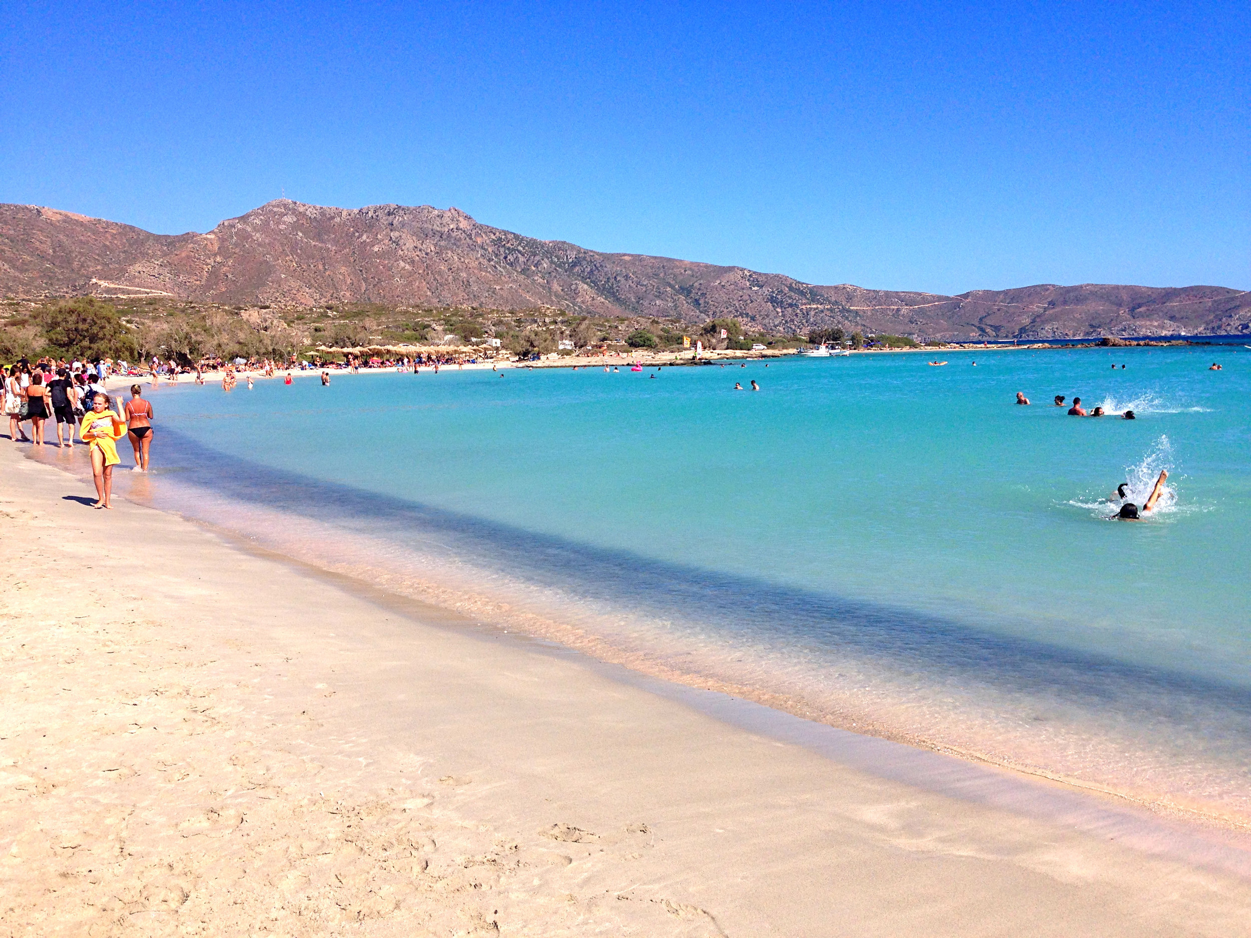 Best Beaches to Beat the Winter Blues - Crete, Greece