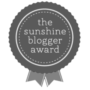 Adventure Travel Roaming Nanny Sunshine Blogger Award