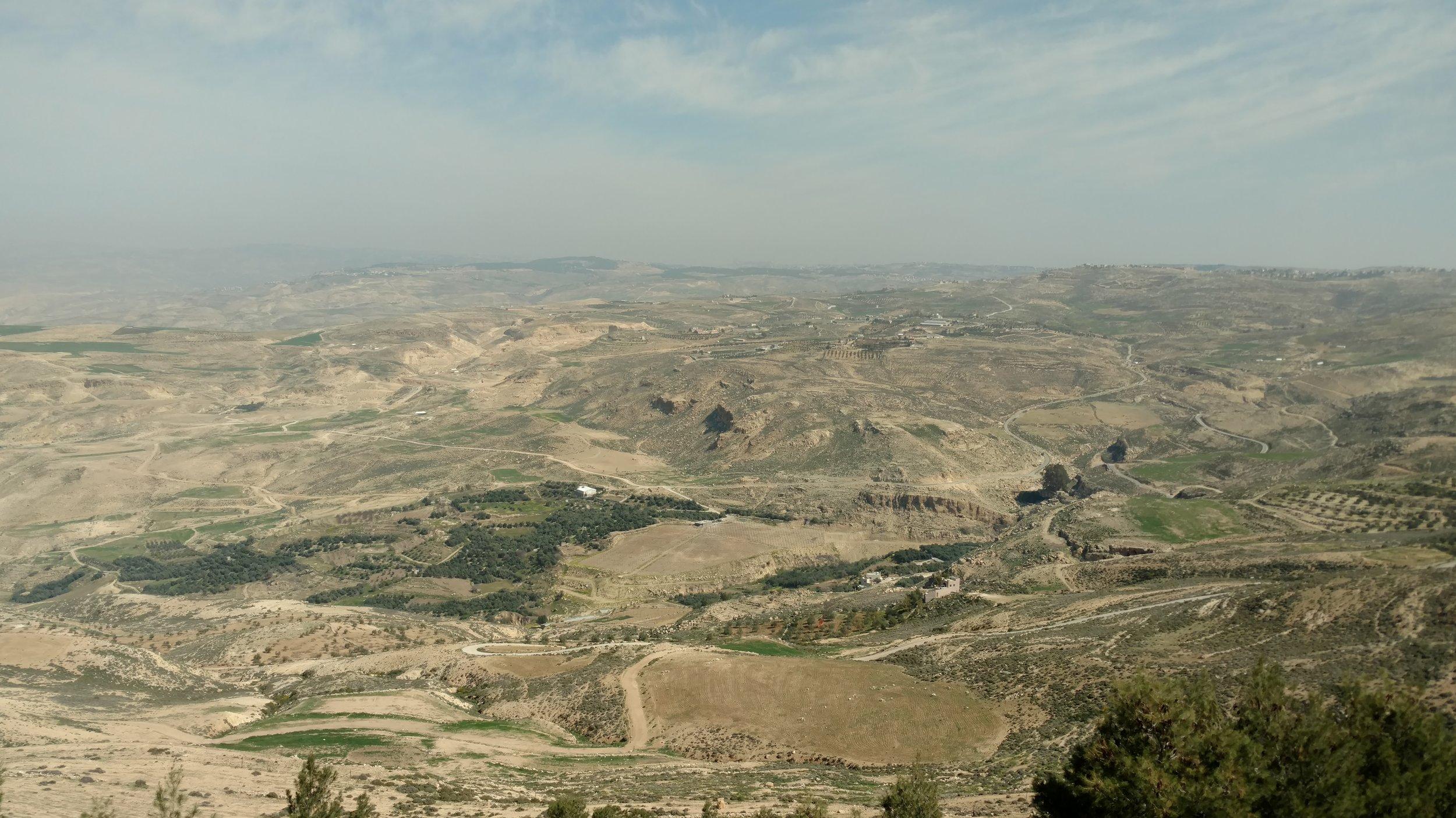 Bucket List Jordan Mount Nebo
