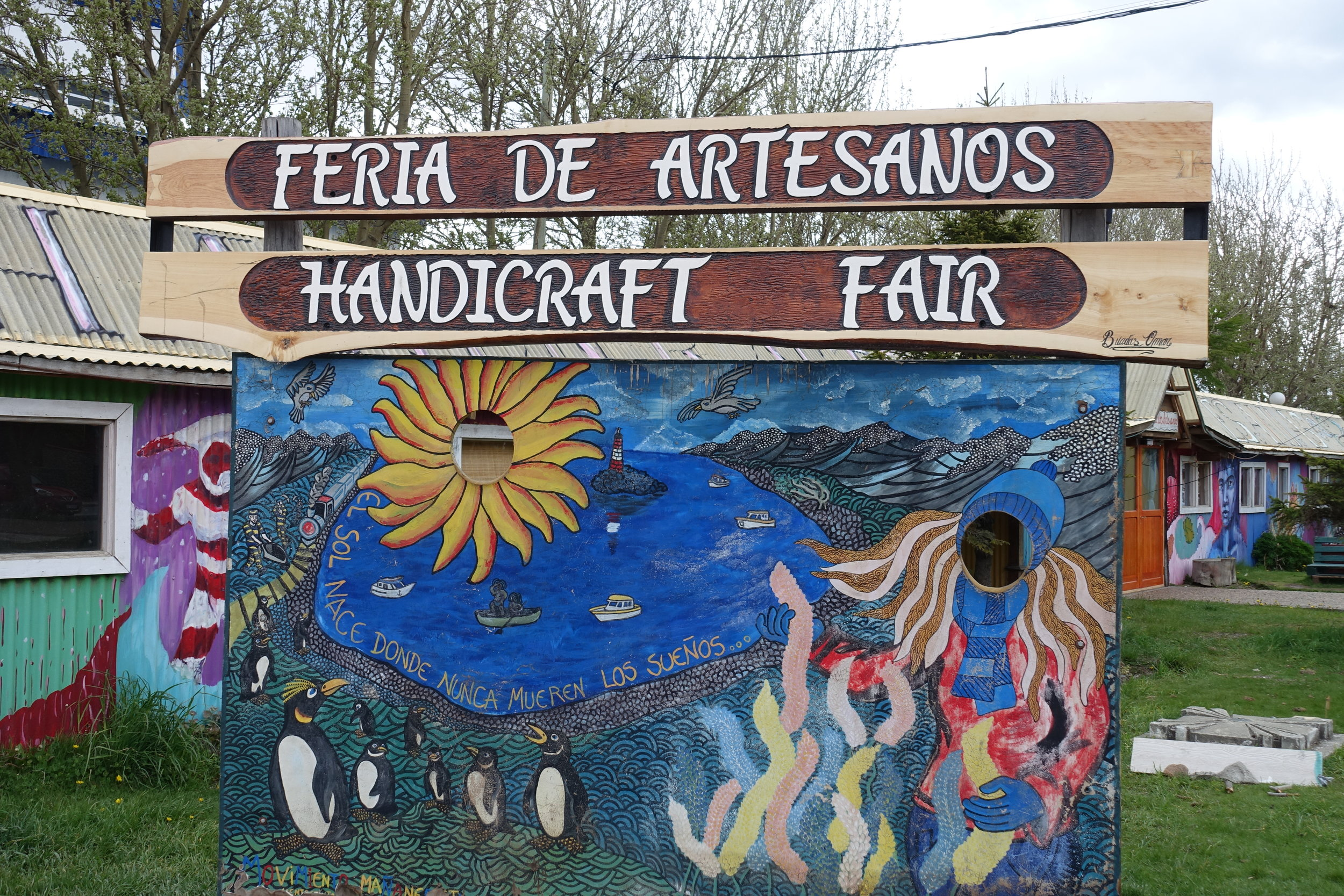 Things to do in Ushuaia Argentina shop local