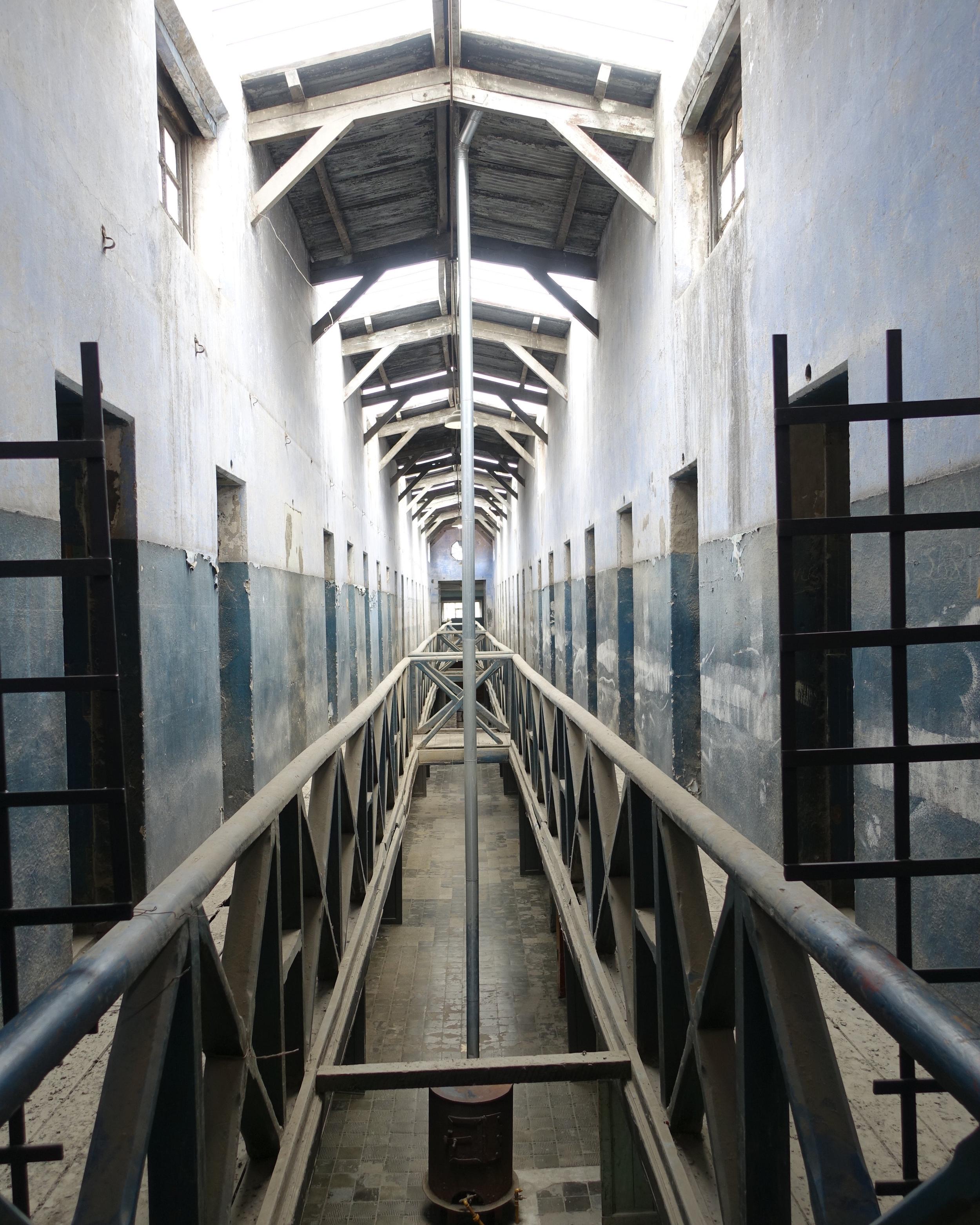 Ushuaia Argentina Prison Museum