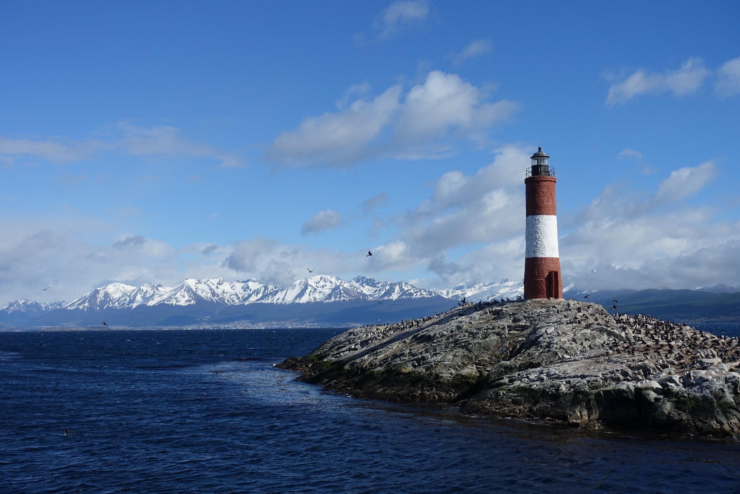 Visit Ushuaia Argentina Sail the Beagle Channel