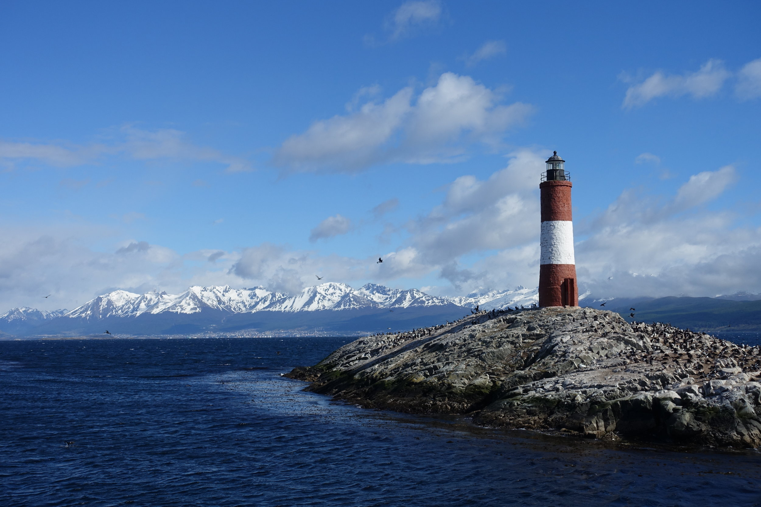 Visit Ushuaia Argentina Sail the Beagle Channel
