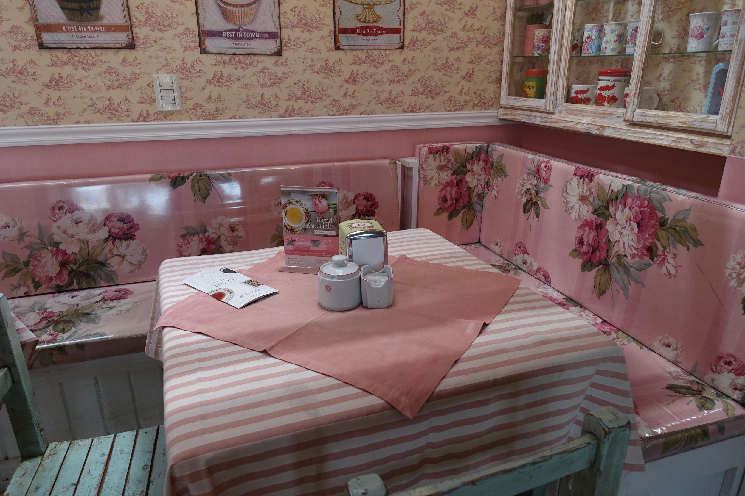 Things to do Ushuaia Argentina tea house