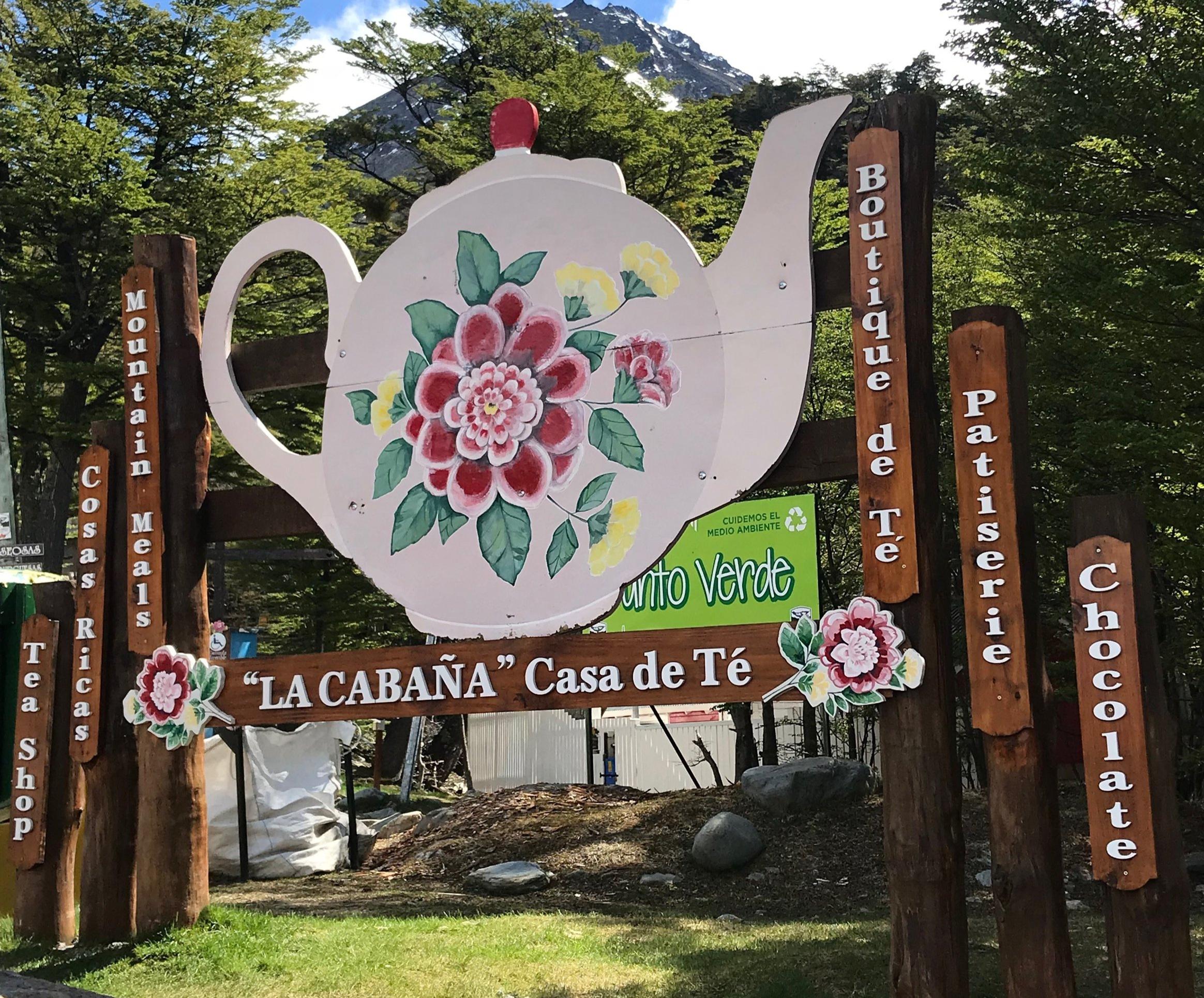 eat in ushuaia argentina La Cabana