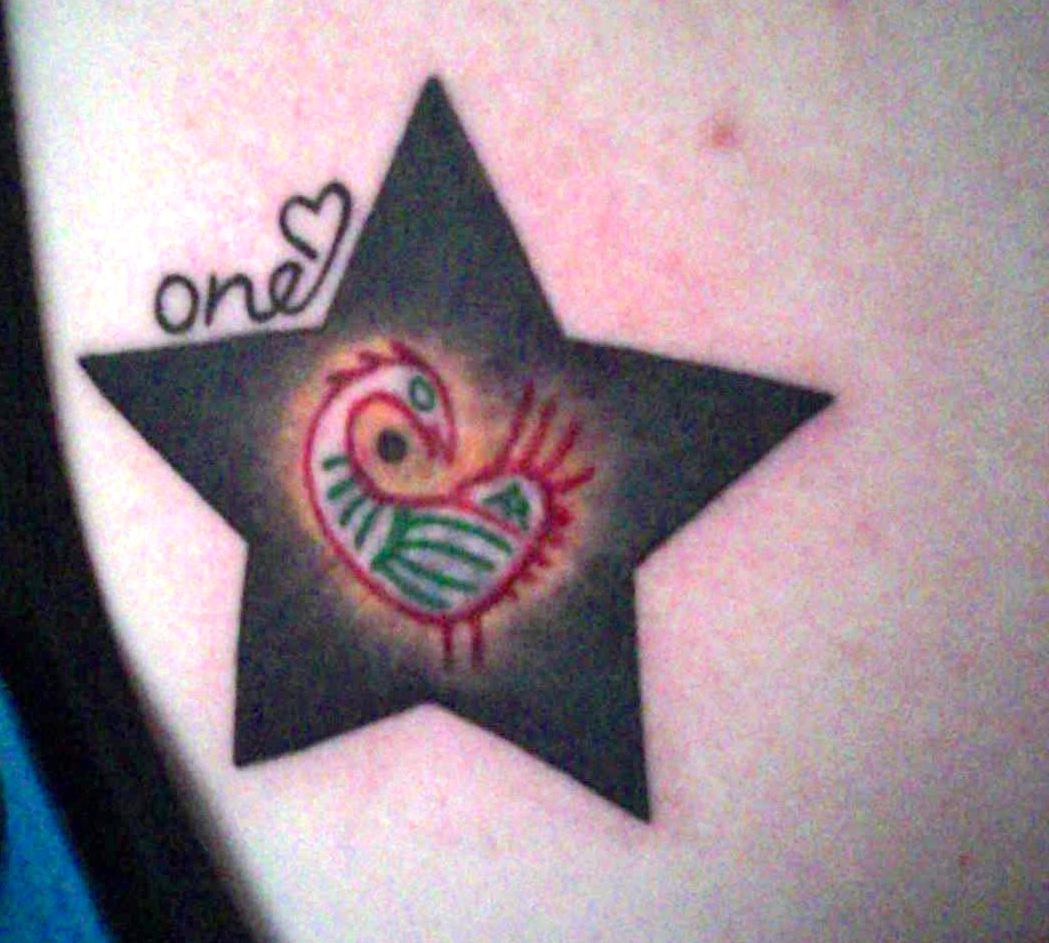 Sankofa travel tattoo