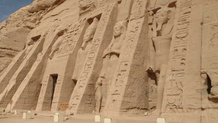 Temples of Egypt Abu Simbel