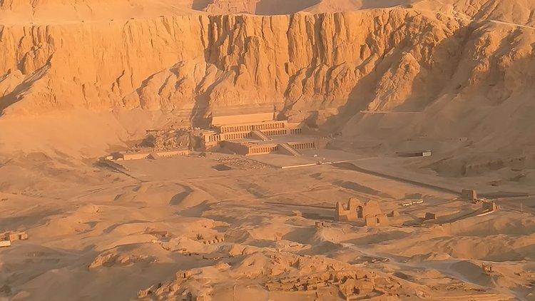 Best Temples in Egypt Hatshepsut