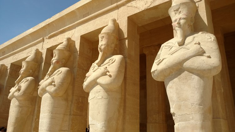 Temples in Egypt Temple of Hatshepsut