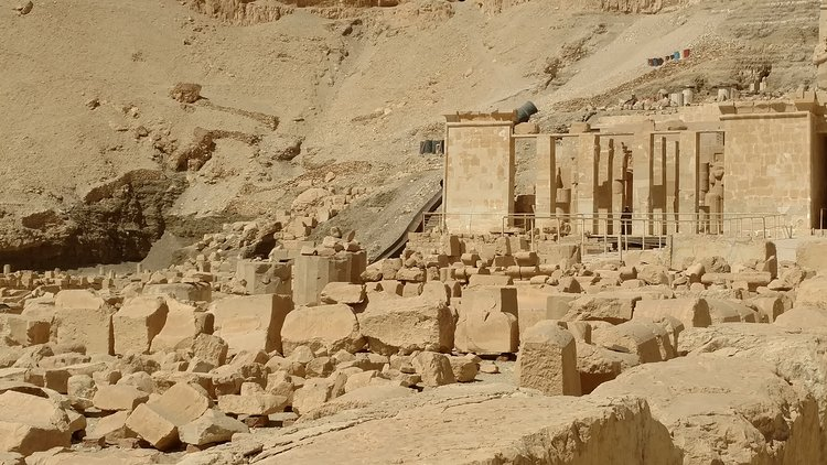 Mortuary Temple Hatshepsut Must See Temples in Egypt