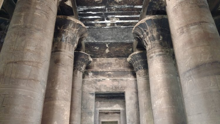 Egyptian Temples Edfu Temple