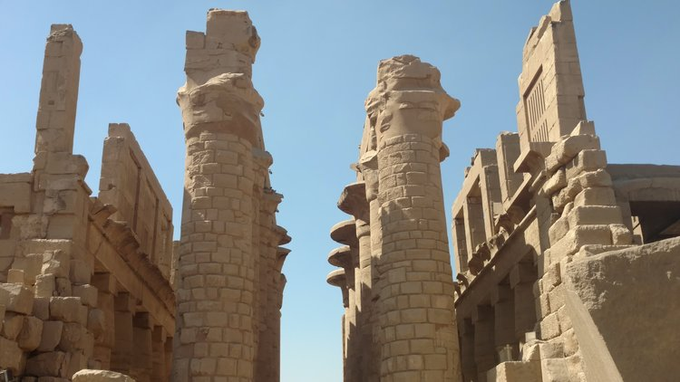 7 Must See Temples in Egypt Karnak Temple