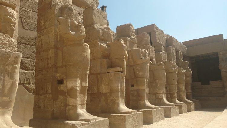 Temples in Egypt Karnak Temple