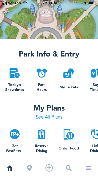 FastPass+ Guide My Disney Experience