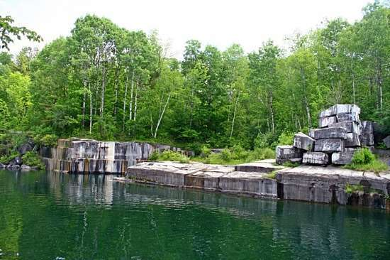Things to do in Vermont - Dorset Quarry