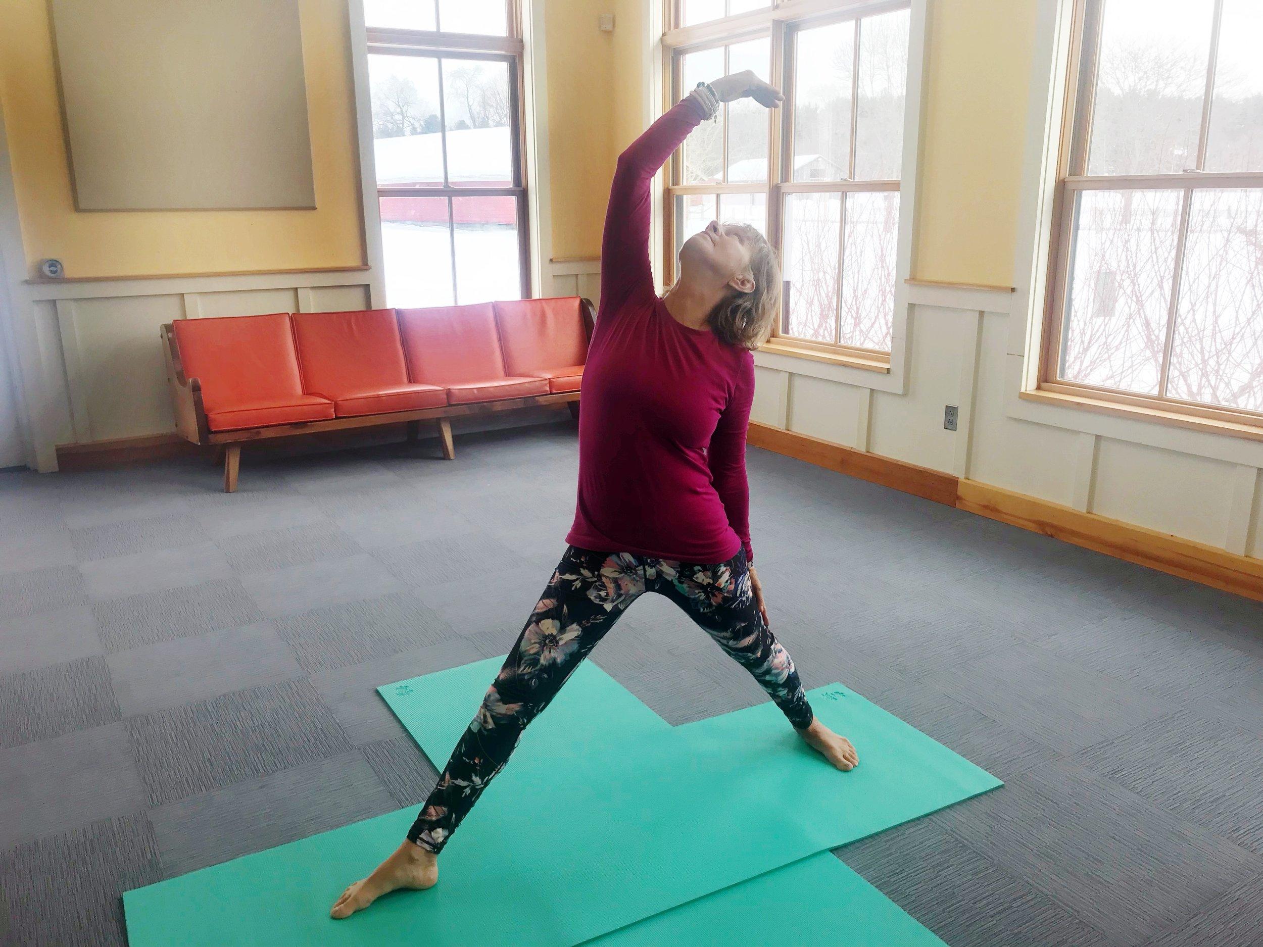 Yoga for Hikers - Stargazer