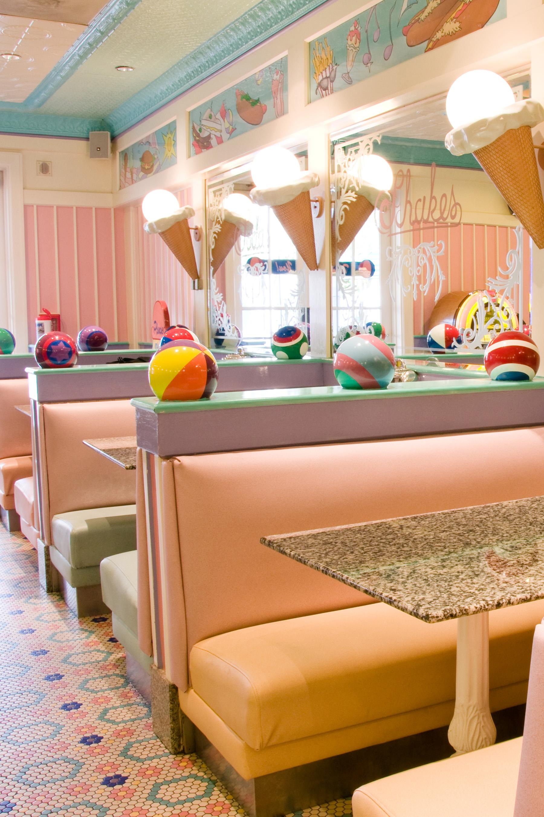 Best Disney Restaurants Beaches and Cream Soda Shop