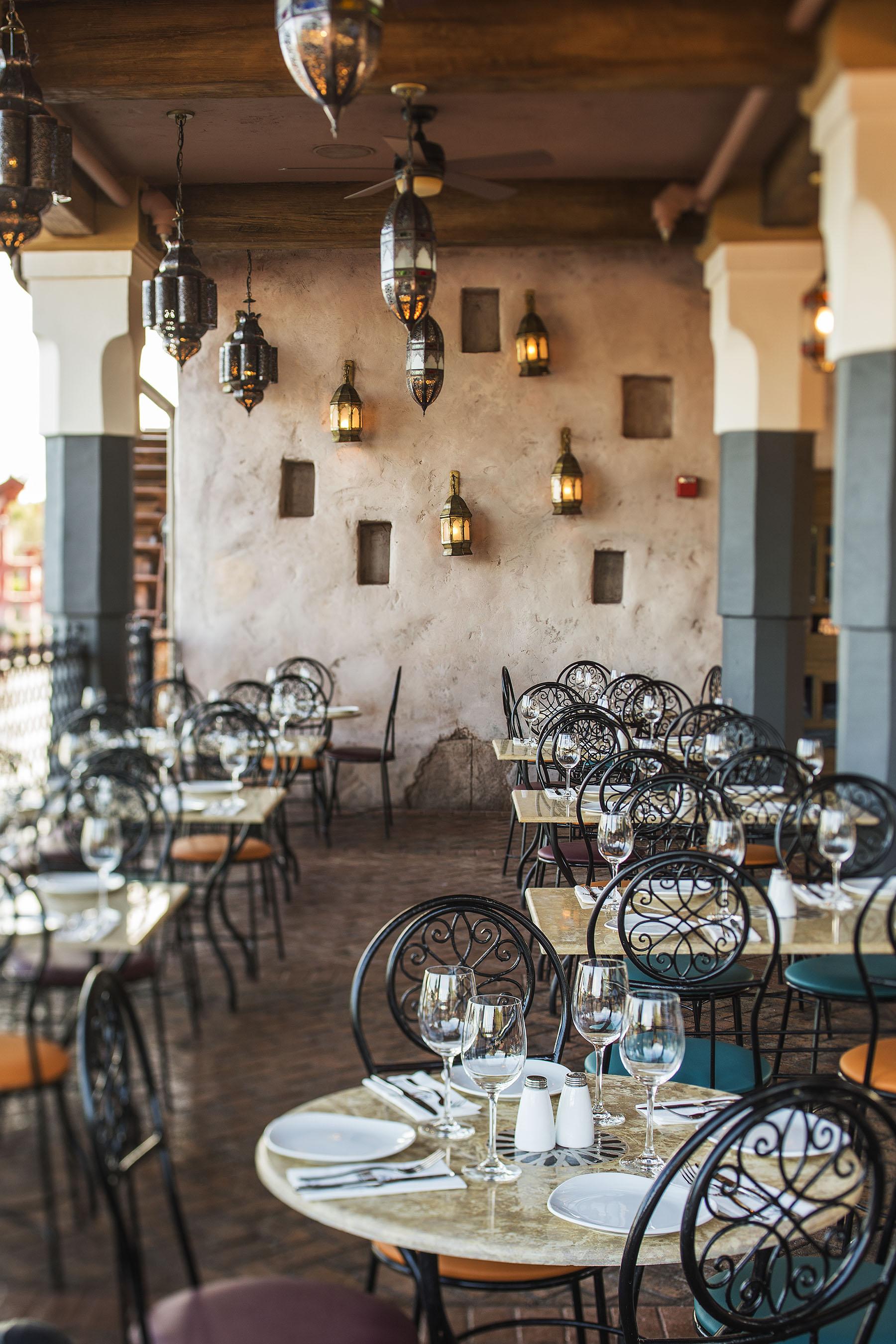 Best restaurants at Walt Disney World - Spice Road