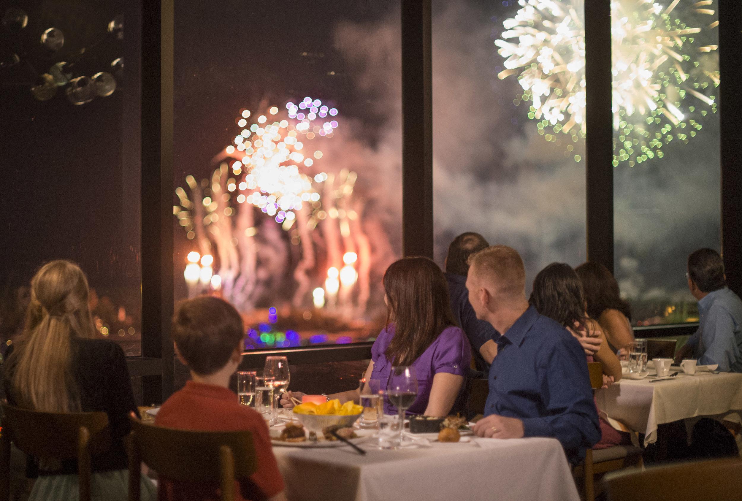 Best Restaurants at Walt Disney World - California Grill