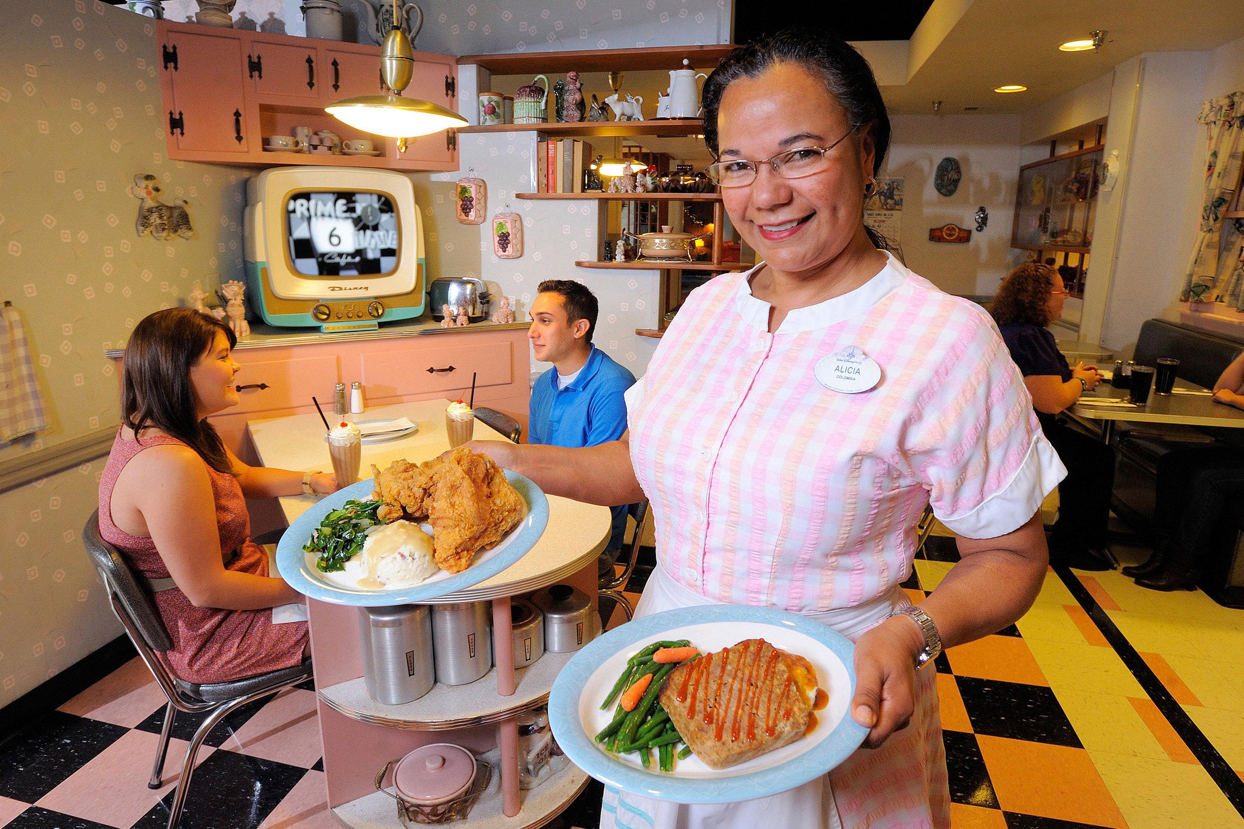 Best Restaurants at Walt Disney World - Prime Time Cafe