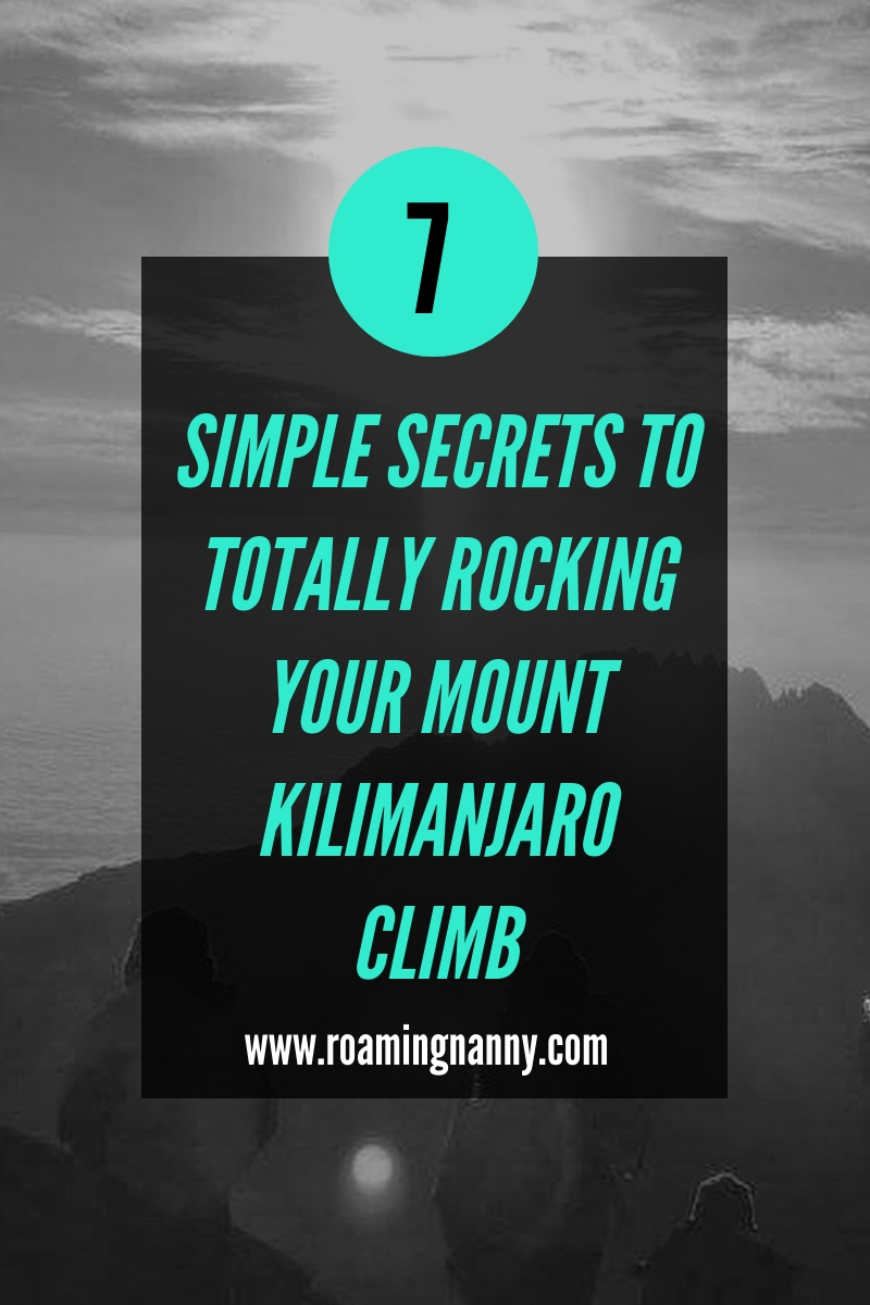 Climbing Mount Kilimanjaro is a challenging trek and tops the bucket list of many adventure travelers. Here are some tips to help you reach the Roof of Africa. #mountkilimanjaro #africa #roofofafrica #climbkili