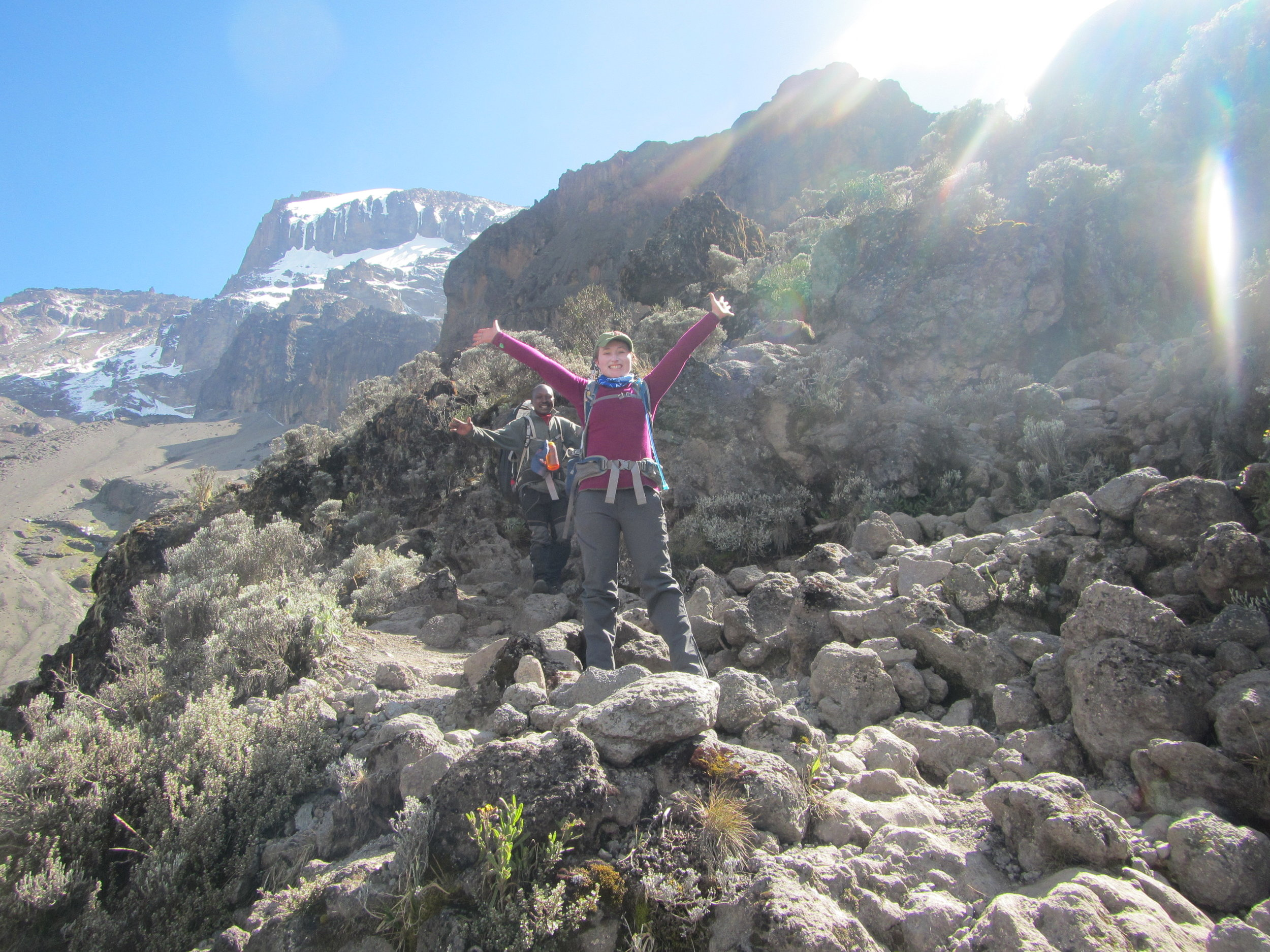 Tips for climbing Mount Kilimanjaro