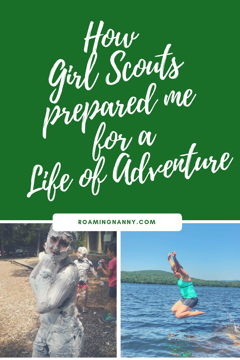 I've been a Girl Scout for over 25 years and it has helped to prepare me for a life of Adventure, here's how. #girlscouts #lifeofadventure #adventuregirl