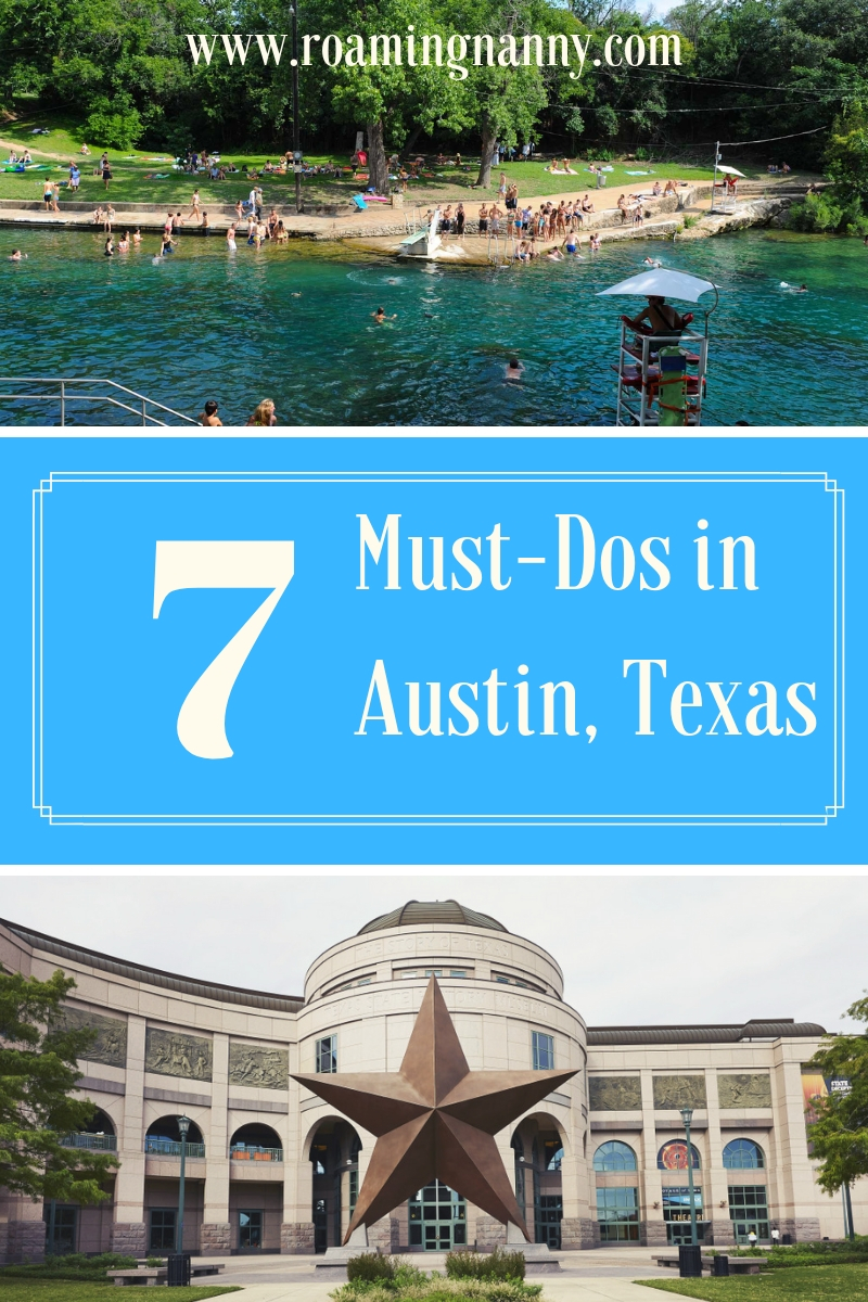 The vibrant city of Austin, Texas is full of energy, quirkiness, and family fun. Check out these 7 must-dos while you're there. #austin #texas #usa