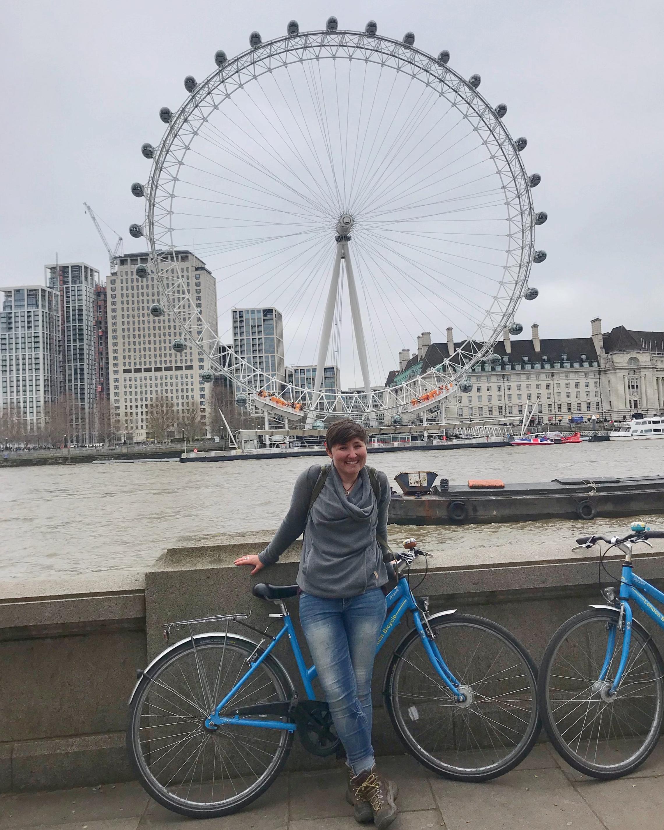 Visit London - London Eye